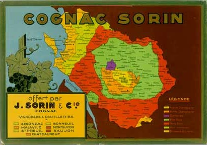 Anonymous Artists - Cognac Sorin border=