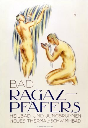 Bad Ragaz - Pfafers, Anonymous Artists