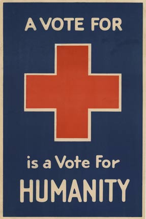 Anonymous Artists - A Vote for the Red Cross border=