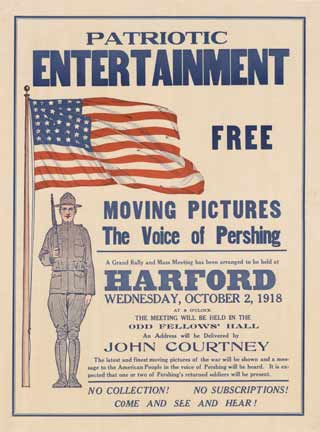 Patriotic Entertainment Free, Anonymous Artists