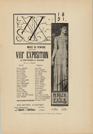 VIII Exposition, Fernand Khnopff