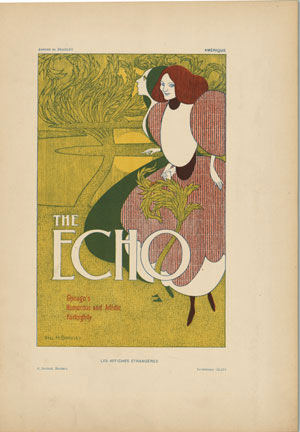 The Echo, Will  (William) H. Bradley