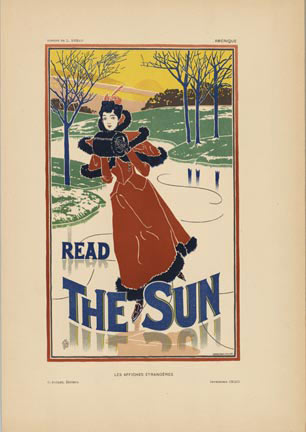 Read the Sun, Louis Rhead