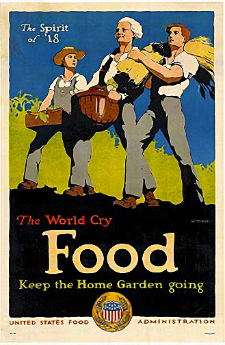 The World Cry Food, William McKee