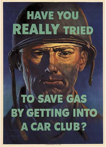 Have You Really Tried to Save Gas (L), Harold Van Schmidt