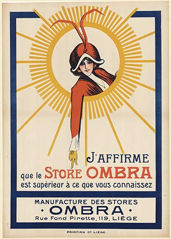 Store Ombra, Anonymous Artists