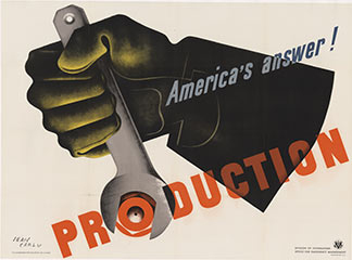 America's Answer! Production, Jean Carlu