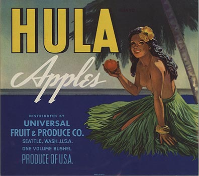 Hula Apples, Anonymous Artists