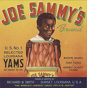 Joe Sammy's Yams, Anonymous Artists