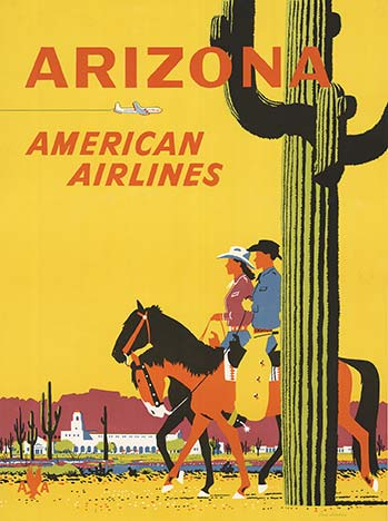 Arizona American Airlines, Fred Ludekun