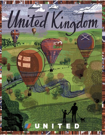 United Kingdom United Airlines, Nigel Owen