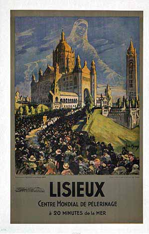Lisieux, Fred Money