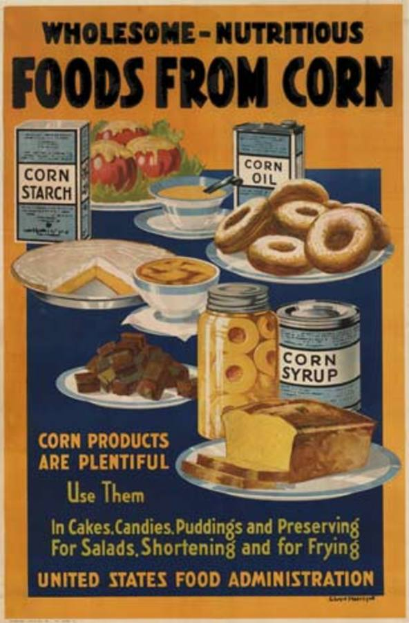 Foods from Corn, Lloyd Harrison