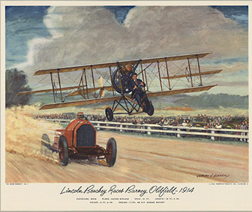 Easton Biplane, Charles H. Hubbell