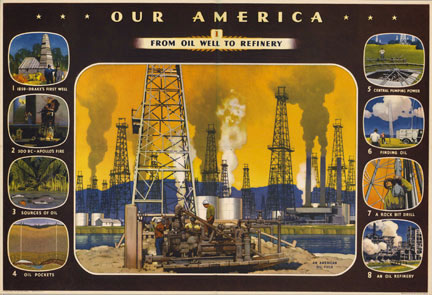 Our America Oil #1, Coca Cola