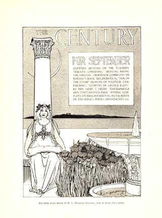 The Century for September, George Warton Edwards