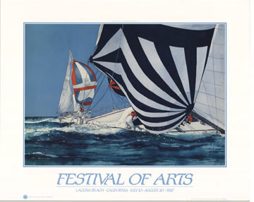 Festival of Arts 1987 - Bowman, Hal Akins