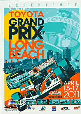 Toyota Grand Prix Long Beach, Tobias Geye