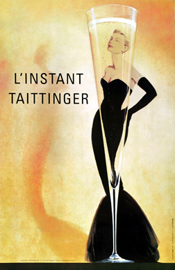 Taittinger, Anonymous Artists