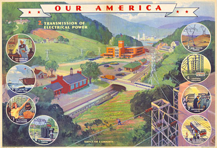 Our America Electricity # 2, Coca Cola