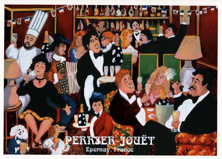 Millenium Celebration - Perrier Jouet (Jou�t), Guy Buffet
