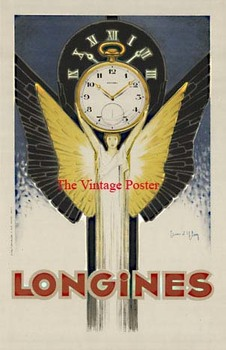 Title: Longines , Date: 1929 , Size: 13.75