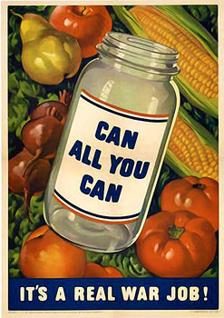 Title: Can All You Can , Date: 1943 , Size: 16