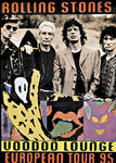 Title: Rolling Stones Voodoo Lounge , Date: 1994 , Size: 22.5 x 30.25 , Medium: Offset-Lithograph , Price: $875