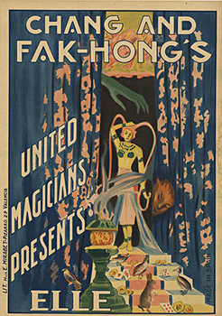 Title: Chang and Fak-Hong's Elle , Date: c. 1930 , Size: 17