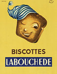 Title: Biscottes Labouchede , Size: 11 x 14 , Medium: Lithograph , Price: $198