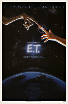 Title: E. T.   Extra Terrestrial (U.S. 1 sheet)