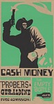 Title: Cash Money , Size: 11.5 x 22