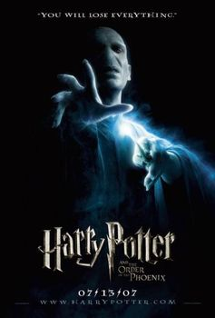 Title: HARRY POTTER Order of the Phoenix , Date: 2007 , Size: 27
