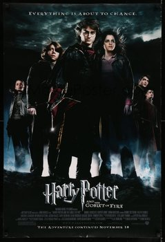 Title: HARRY POTTER & THE GOBLET OF FIRE advance DS , Date: 2005 , Size: 27
