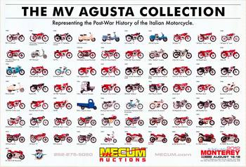 Title: M/V AGUSTA Collection , Date: 2012 , Size: 27 X 40 , Medium: Offset-Lithograph , Price: $189