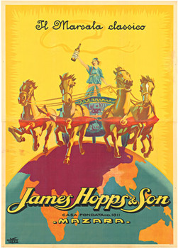 Title: James Hopps & Son (Large format) , Date: c. 1930 , Size: 54.25