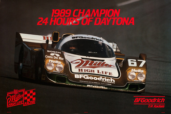 Title: 1989 CHAMPION 24 HOURS OF DAYTONA , Date: 1989 , Size: 36