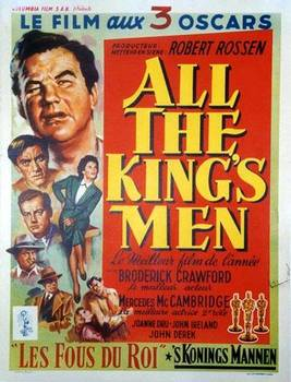 Title: All the King's Men , Date: circa 1949 , Size: 14.25