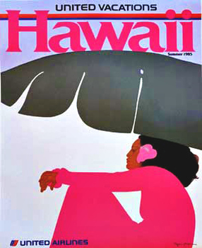 Title: Hawaii , Date: 1985 , Size: 22.5