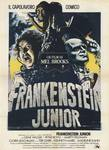 Title: Young Frankenstein , Date: 1974 , Size: 39.75