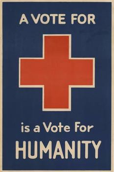 Title: A Vote for the Red Cross , Date: 1918 , Size: 14 x 20 3/4 , Price: $298