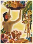Title: Hawaii- The Abundance , Date: 1938 , Size: 11.75