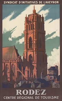 Title: Rodez , Date: 1910 , Size: 24.5