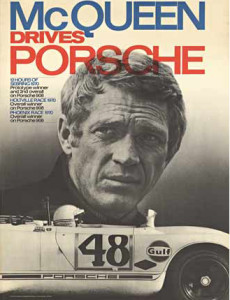 Porsche - Steve McQueen