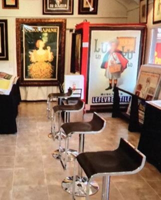 Vintage Poster voted Best Art Gallery in Orange County